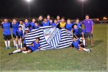 Final de la Sexta División: Villa del Parque Campeón