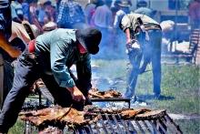 Encuentro Tradicionalista y Fiesta del cordero Curuzucuateño en la Rural