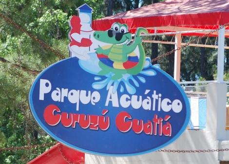 El Parque Acuático abrió sus puertas