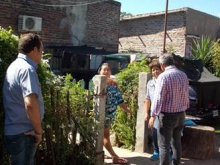 Recorrida por el barrio Sarmiento