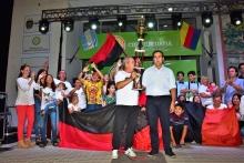 Entrega de premios Carnaval Curuzucuateño 2019