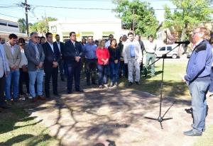 El Municipio conmemoró el Día Internacional del Trabajo