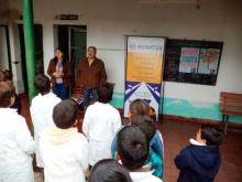 RENATEA en la Escuela N° 37 Ceferino Namuncurá