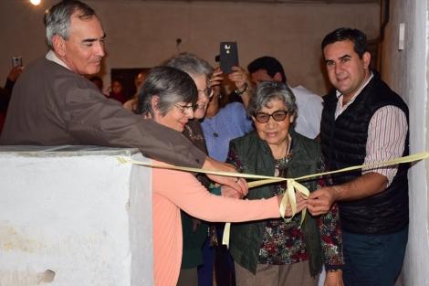 El intendente inauguró nuevas instalaciones en la Capilla San José Obrero