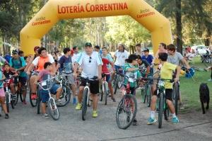 Segunda gran bicicleteada familiar impulsada por el Municipio
