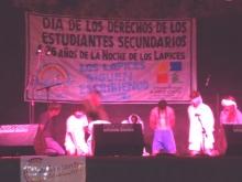 Recordaron el 36º Aniversario de la Noche de los Lápices