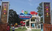 Este finde abre el Parque Acuático