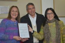 """Huésped de Honor a las """"Hermanas Vera"""""""