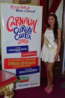 El intendente José Irigoyen realizó importantes anuncios sobre los carnavales curuzucuateños