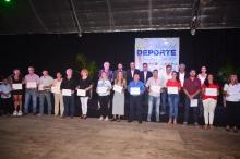 Emotiva Fiesta del Deporte Curuzucuateño