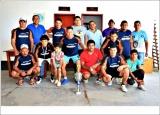 Torneo de Campeones: Servicios Públicos Tricampeón