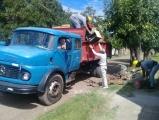 La Municipalidad continúa con los operativos de descacharrado