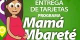 Lista de beneficiarias del programa provincial Mamá Mbareté