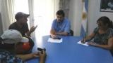 Rodríguez remarcó la necesidad de canalización de arroyos
