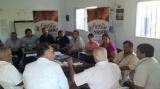 Reunión por el festival del Cordero Curuzucuateno