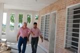 El intendente destacó el avance de las obras en Cazadores Correntinos