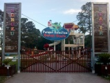 Acto de apertura del Parque Acuático