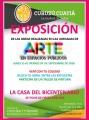 Arte en espacios públicos: Exposición de Obras