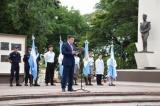 Curuzú conmemoró el aniversario del nacimiento de San Martín