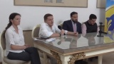 Trabajo mancomunado: Banco de Corrientes presentó un nuevo beneficio para los municipales