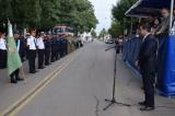 El Municipio acompañó los actos por el 50° Aniversario de la Sociedad Cuerpo de Bomberos Voluntarios