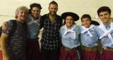 Conjunto Sangre Correntina ganador de la Pre Fiesta del Chamamé