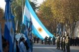El primer pueblo patrio celebró el Día de la Bandera Nacional y el paso a la inmortalidad de nuestro fundador