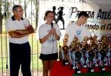 Acompañamiento municipal en prueba atlética internacional