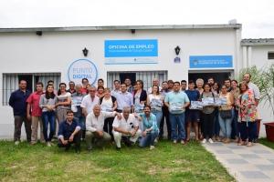 Con una amplia convocatoria, se realizó un taller de capacitación de la APC en Curuzú