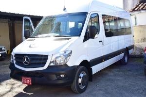 Con fondos de Nación, la Comuna adquirió un moderno minibus
