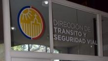 Comunicado de la Dirección de Tránsito