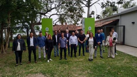 Curuzú Cuatiá presente en reunión de líderes de gestión cultural