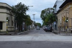 Calles habilitadas