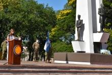 Se celebró un nuevo aniversario del natalicio del General San Martín