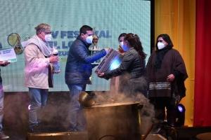 Con gran éxito y repercusión se concretó el XIV Festival del locro curuzucuateño