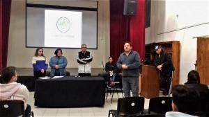 ESTUDIANTINA 2019: Reunión con delegados estudiantiles