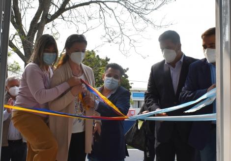 El Municipio inauguró un nuevo y moderno estudio para la radio comunal