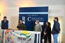 El intendente Irigoyen destacó la concreción virtual del remate de pequeños productores a pesar de la pandemia