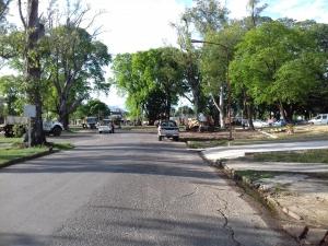 Corte de calles por obras en el Oncológico