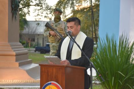 """Padre Ariel Giménez: """"No podemos seguir acentuando la grieta con campañas que en lugar de propuestas se acentúa la agresión"""""""