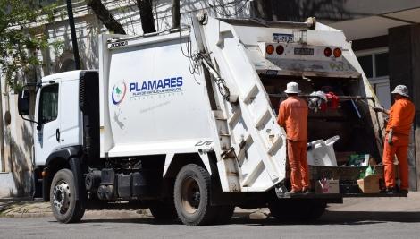 Este sábado no habrá servicio de recolección de residuos