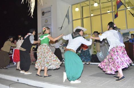 Con un gran éxito se llevó a cabo la pre fiesta nacional del Chamamé sede Curuzú Cuatiá