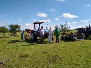 Con múltiples beneficios para los pequeños productores arrancó el Plan Aradas 2021