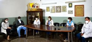 Call Center: Médicos dan a conocer detalles del servicio