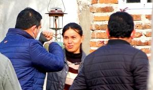 Irigoyen realizó una recorrida por parajes de Curuzú y Cazadores