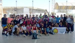 Estudiantina 2019: Otra vibrante jornada deportiva