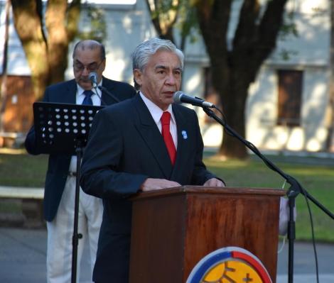 Ramón Maciel recordó los valores de los congresales del 9 de Julio e invitó a imitarlos