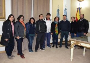 El Municipio suscribió un convenio con agrupaciones carnestolendas