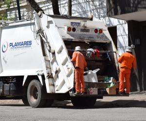 Este viernes no habrá servicio de recolección de residuos