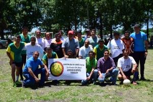 Servicios Públicos campeón del torneo de fútbol municipal